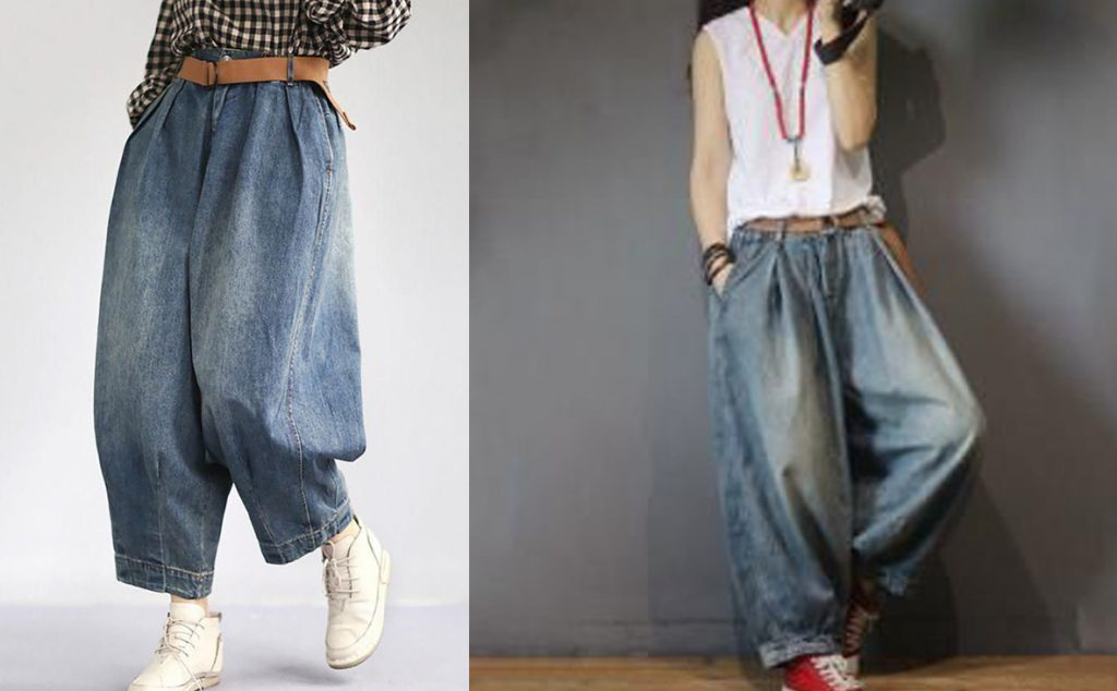 Baggy Jeans For Korean Style