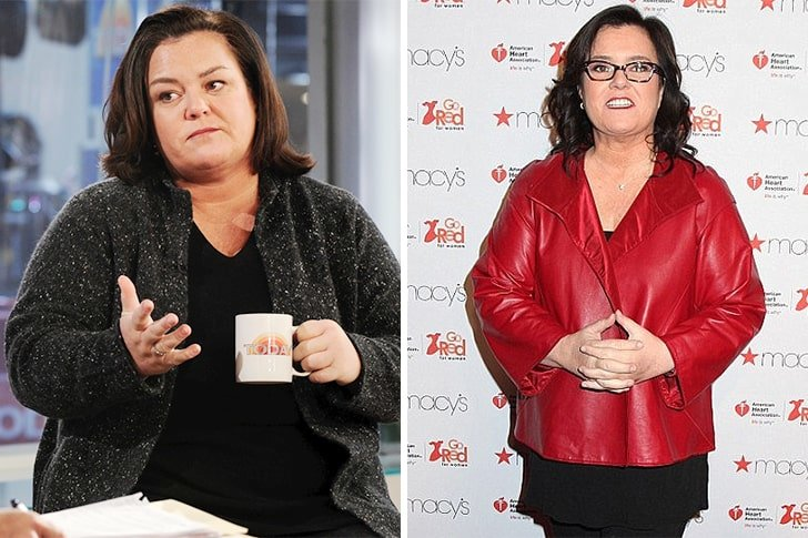 Selebritis dunia Rosie O'Donnell